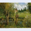 The banks of the epte at eragny 1884