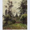 The bazincourt steeple study 1895