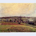 The village of eragny 1885