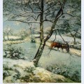 Winter at montfoucault 1875