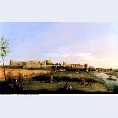 Windsor castle 1747