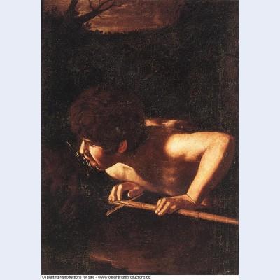 John the baptist 1608