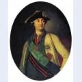 Portrait of count orlov chesmensky