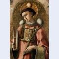 Depiction of saint saintephen