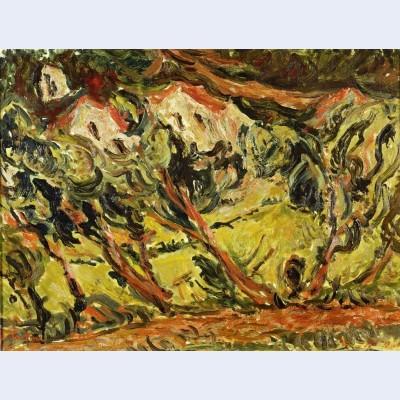 Ceret landscape 2