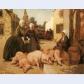 Selling livestock
