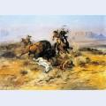 Buffalo hunt 2
