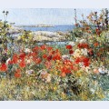 Celia thaxter s garden isles of shoals maine