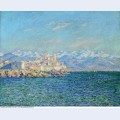 Antibes afternoon effect