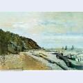 Boatyard near honfleur