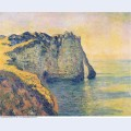 Cliffs of the porte d aval