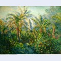Garden in bordighera impression of morning 1884