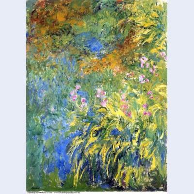 Irises 3 1917