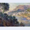 Monte carlo seen from roquebrune