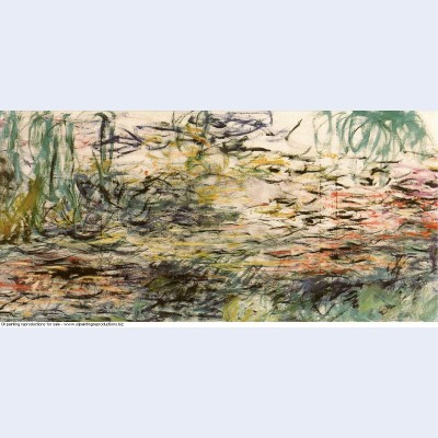 Water lilies 1920