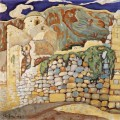Castle at monemvasia