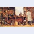 Painter s workshop