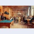 The bar of jan hamdorff