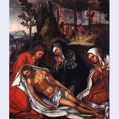 Cristo deposto da cruz