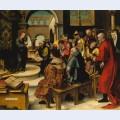 Menino jesus entre os doutores