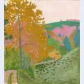 Herbstlandschaft herbst auf der oschwand