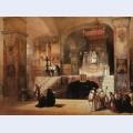 Nazareth the church of the annunciation