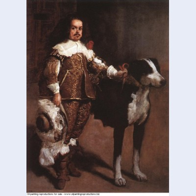 A buffoon incorrectly called antonio the englishman 1640