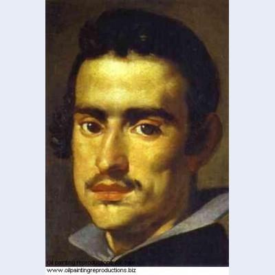 A young man self portrait 1624