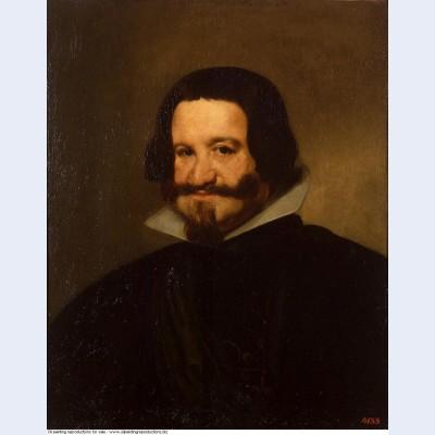 Count duke of olivares