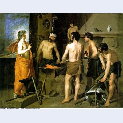 The forge of vulcan 1630