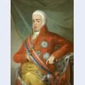 Retrato de d jo o vi rei de portugal