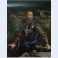 Portrait of alfonso i d este