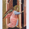 Annunciation fragment