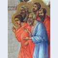 Appearance of christ to the apostles fragment