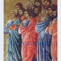 Appearance of christ to the apostles fragment 4