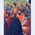 Christ preaches the apostles fragment