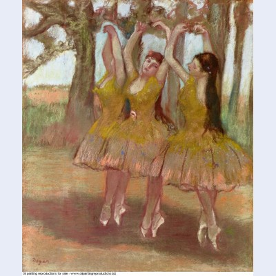 A grecian dance 1890