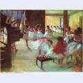 Ballet school 1873