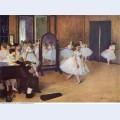 Dance class 1871