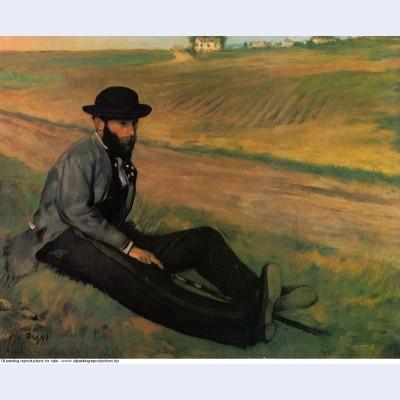Eugene manet 1874