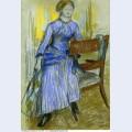 Helene rouart mme marin 1886
