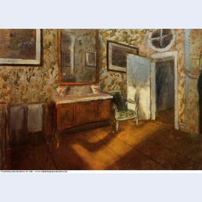 Interior at menil hubert 1892
