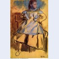 Portrait of giulia bellelli sketch 1860