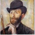 Portrait of zacherie zacharian 1886