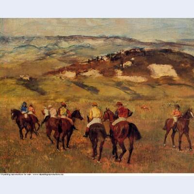 Racehorses 1884