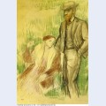 Study for a portrait 1904
