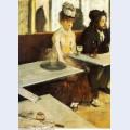 The absinthe drinker 1876