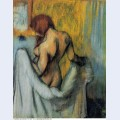 Woman with a towel 1898