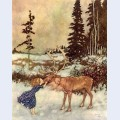 Gerda and the reindeer
