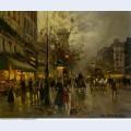 Boulevard a paris